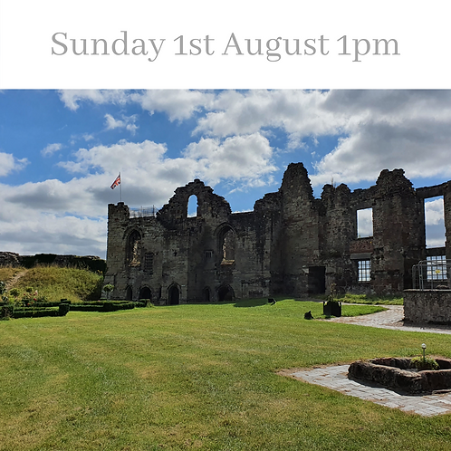 Craft at the Castle - Mosaic Workshop - 1st August