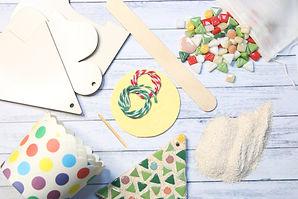 Christmas Decoration Mosaic Kit
