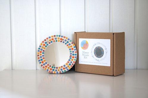 Mosaic Mirror Craft Kit