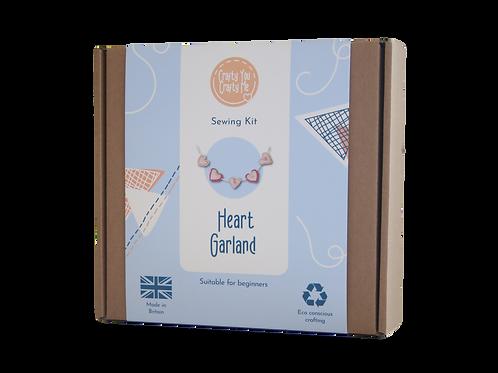 Heart Felt Garland Kit