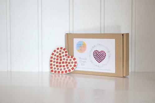 Red Heart Mosaic Kit