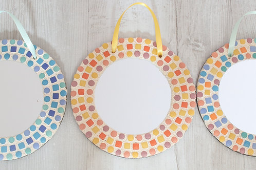 Mirror Mosaic Craft Kit