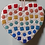 mosaic heart workshop