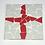 England Mosaic Coaster