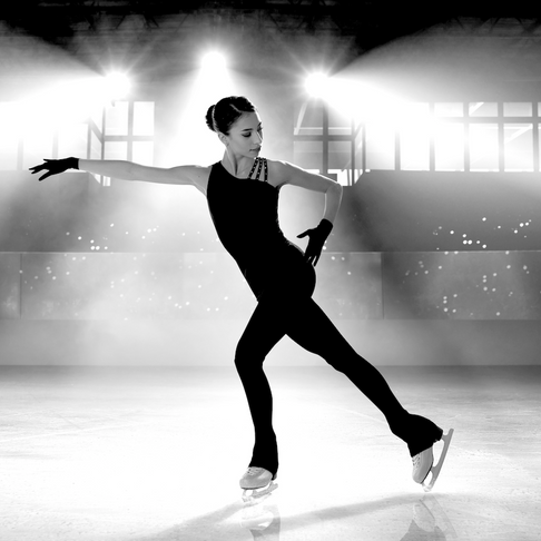 What comes first the skater or the ballet….