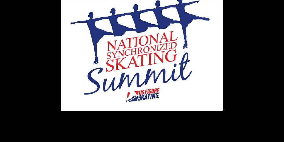 U.S. Figure Skating National Synchronized Skating Summit