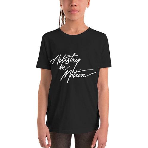 AIM Youth Short Sleeve T-Shirt
