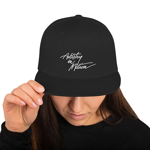 AIM Snapback Hat