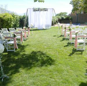 Ceremony Seating