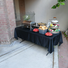 Catered Bruncheon