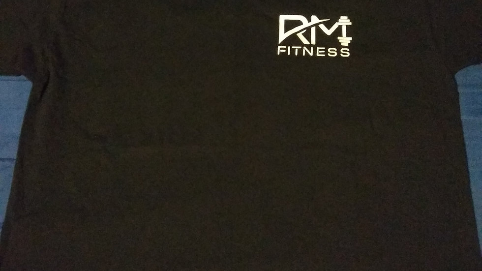 RM Fitness T-shirt