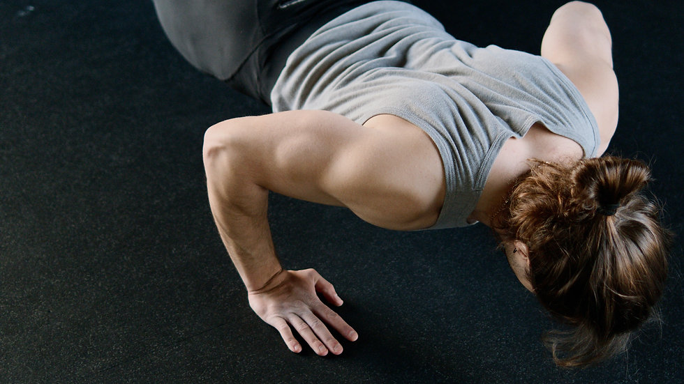 8 Week Body Weight Only Program