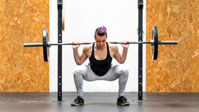 12 Week Basic Strength and Fitness Program