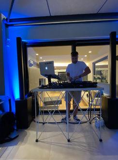 Mini dj set