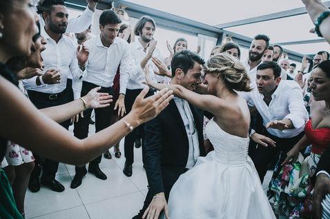 Let's dance at Valeria & Marco's wedding