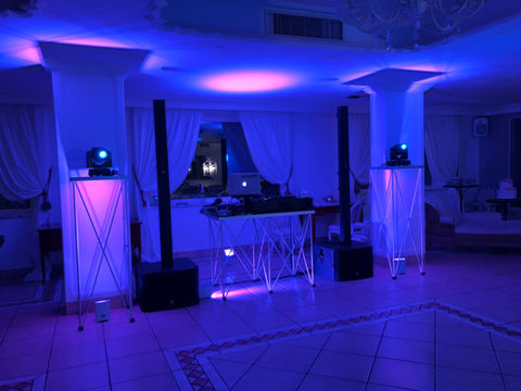 Audio/light system
