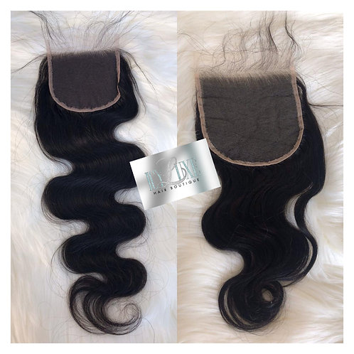 Mink Brazilian HD Closures
