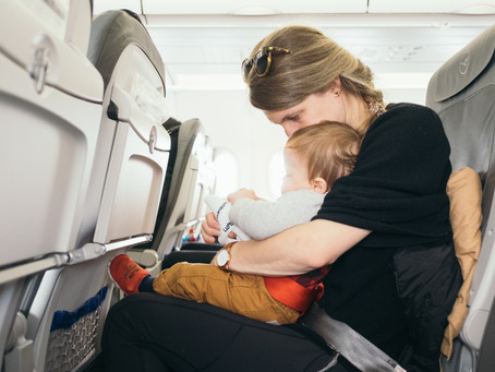 How to Survive Travelling with a Toddler in Tow