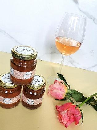 Rosé & Roses Jelly