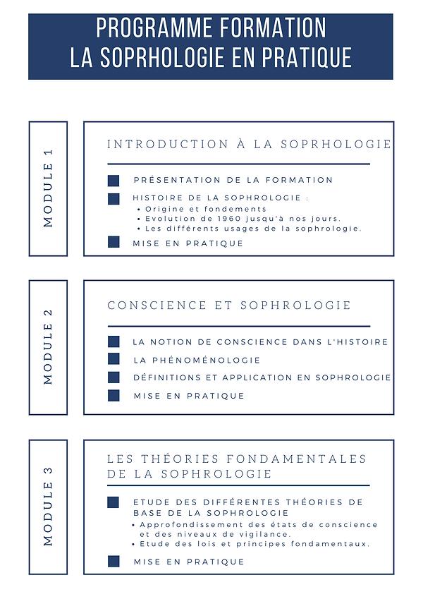 Copie de programme formation sophrologie