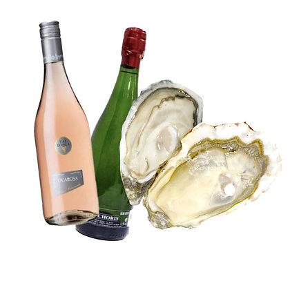 點鮮生蠔套餐 | Oyster Set