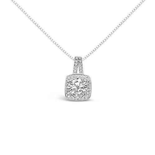Moissanite Necklace 1.15ctw