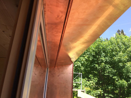 Spenglerarbeiten in Braunwald