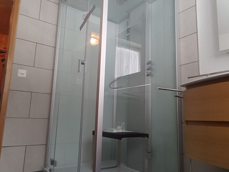 Badsanierung abgeschlossen!