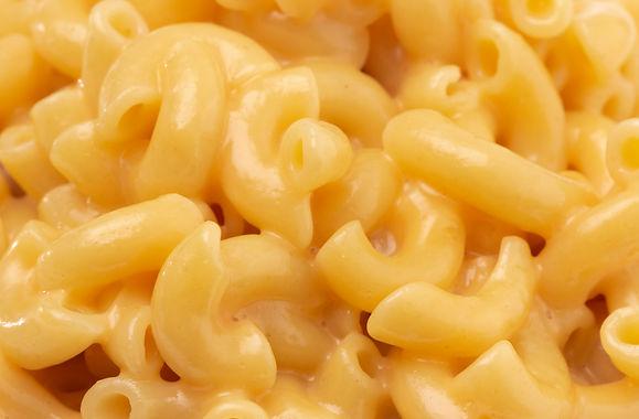 Background of Classic Stovetop Macaroni