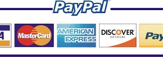 PayPalクレジット決済が利用可能になりました。