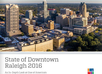 2016 State of Downtown Raleigh Report