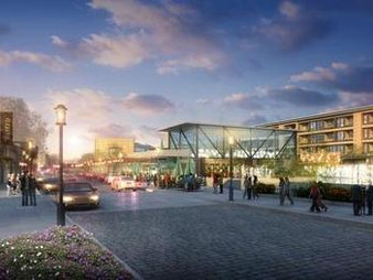 """Carolina Row"" $90 Million Development Project coming to Crabtree Valley Mall"