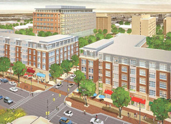 Chapel Hill's University Square Development could begin this year!