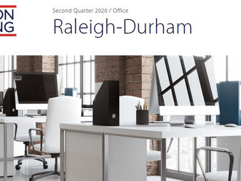 2Q20 Office Report Shows Activity Pause, COVID Delays