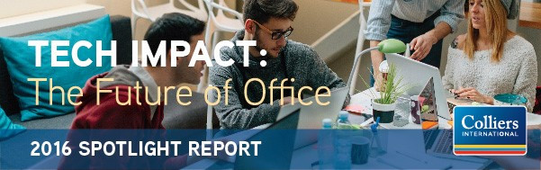 Colliers Intl Tech Impact Report