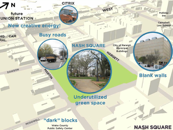 Part 2: Downtown Square Redevelopment