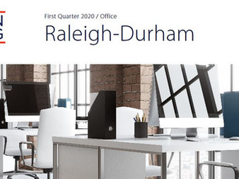 1Q20 Office Report Benchmarks Pre-COVID Pricing!