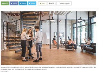 Does Your Office Space Attract and Retain Talent?