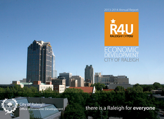 Raleigh Economic Development Annual Report Released!
