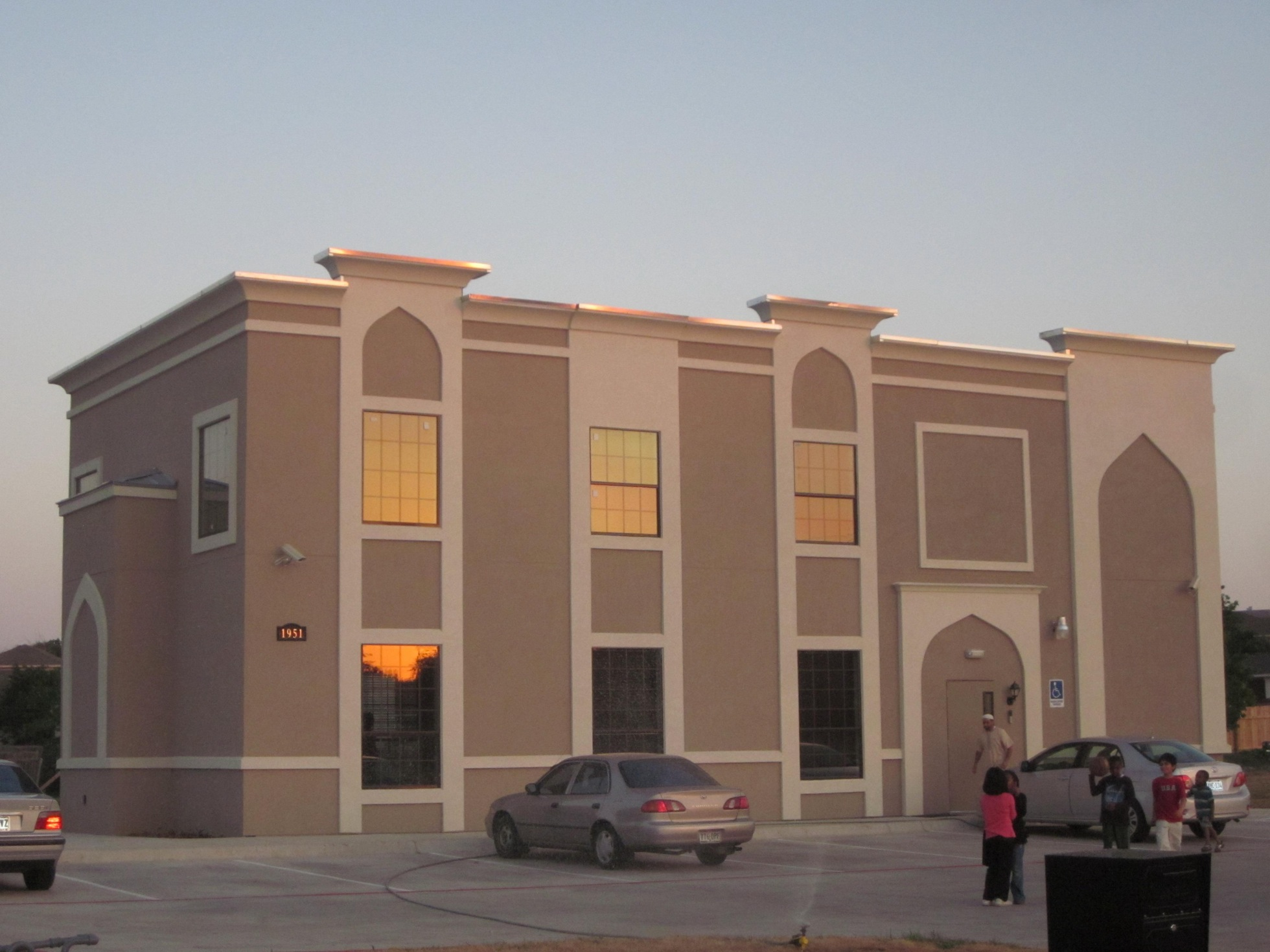 Austin Mosque, USA