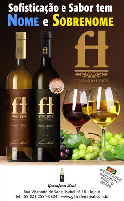 Vinho FH