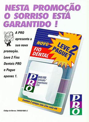 Paper Fio Dental PRO