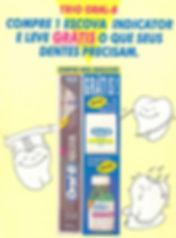 Promoção Escova Indicator + Fio dental e enxaguatório.
