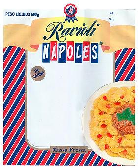 Embalagem para Ravioli.