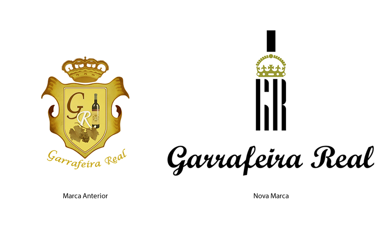 Logo Garrafeira Real