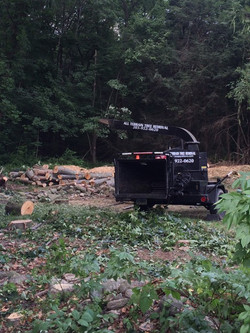 All Terrain Tree Removal Chipper