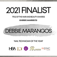 Debbie Marangos - TITLE OF THE HAIR AND