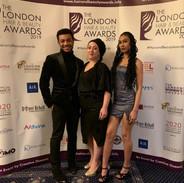 London Hair & Beauty awards 2019