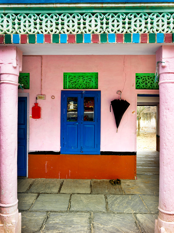 Haveli Influenced, Rajasthan