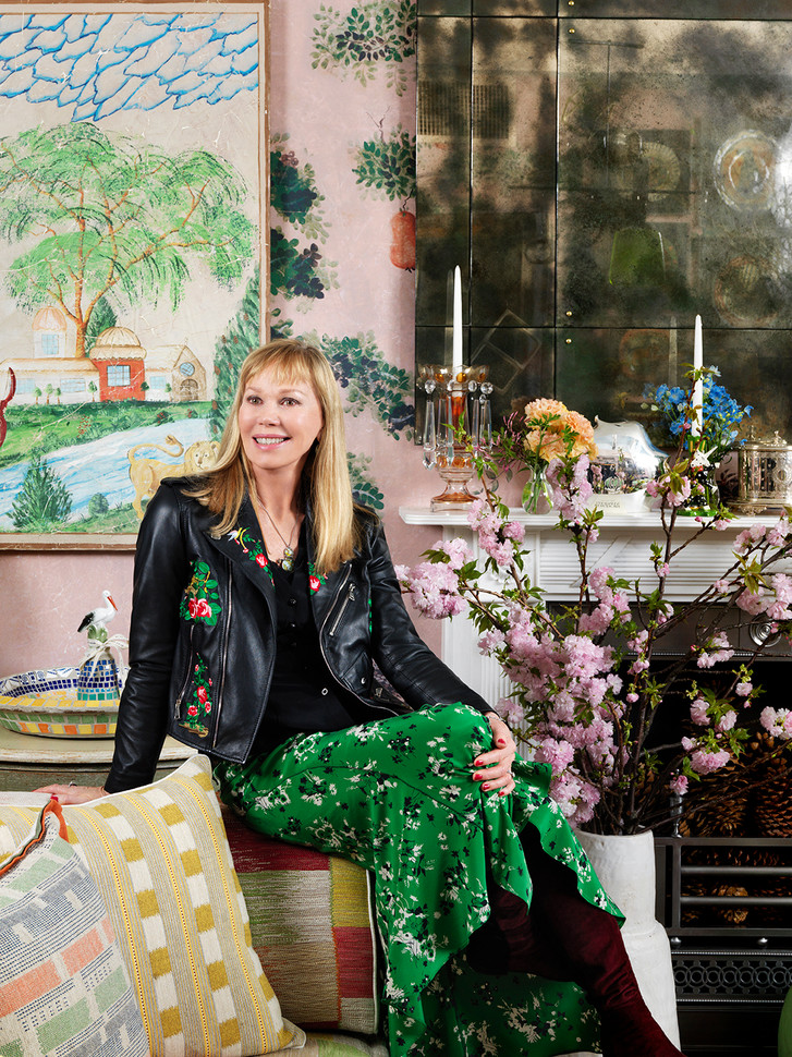 Kit Kemp, Designer & Co-Owner of Firmdale Hotels